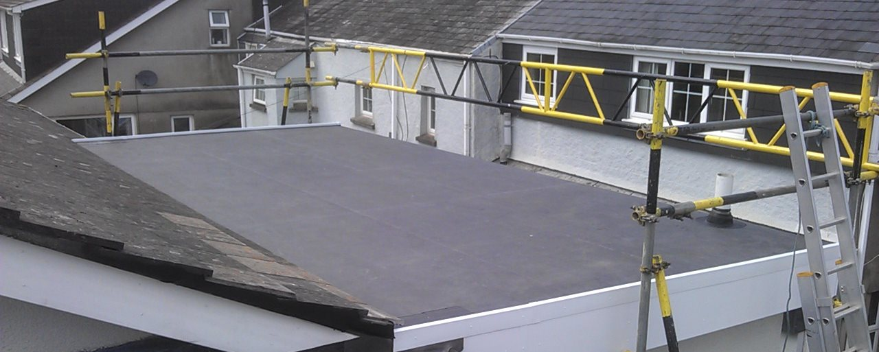 Finished EPDM project
